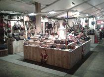 Trittauer Kunsthandwerkermarkt zum Erntedankfest 2015